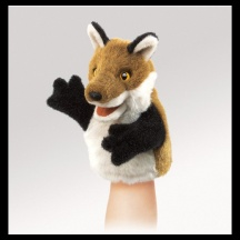 Little Fox Puppet