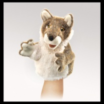 Little Wolf Puppet