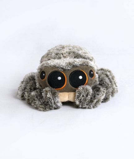 Official Lucas the Spider Plush Design