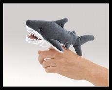 Shark Finger Puppet