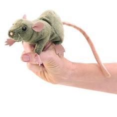 Rat Finger Puppet