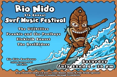 Postcard Design for Festival