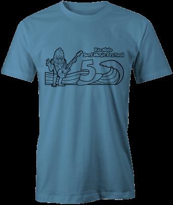 T-Shirt Design for Festival